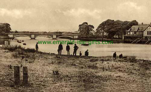 Coleraine - Derry - Bridge & River Ban