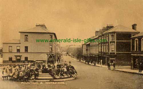 Coleraine - Derry - Fountain Waterside