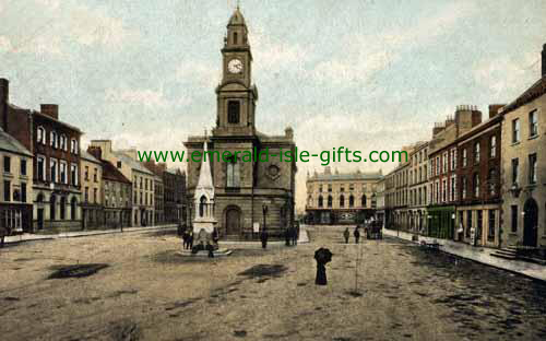 Coleraine - Derry - The Diamond