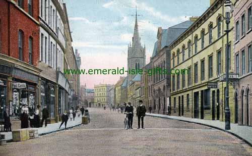 Derry City - Carlisle Road