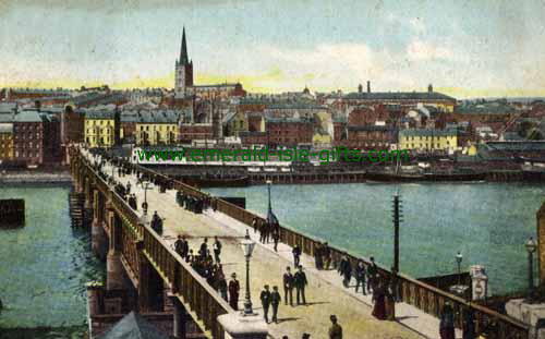 Derry City - General View