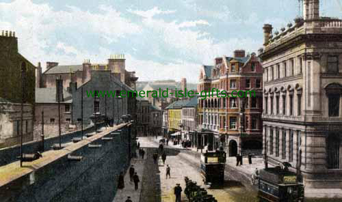 Derry City - Waterloo Place