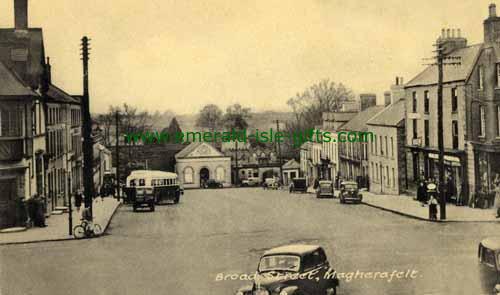Magherafelt - Derry - Broad St