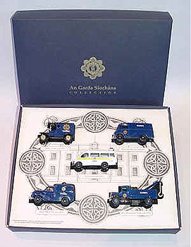 An Garda Siochana Model Collection