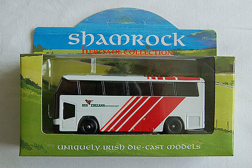 Lledo Bus Eireann Die-cast Model