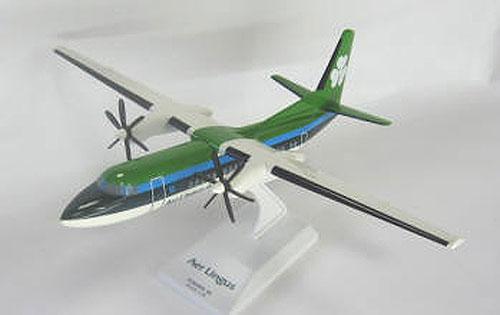 Aer Lingus Commuter Fokker F-50 (Skymarks Scale 1:150)