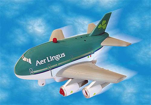 Aer Lingus Light & Sound (Fun Kids Plane)