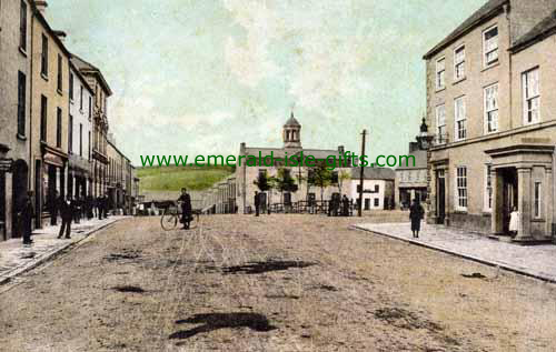 Ballynahinch - Down - street scene