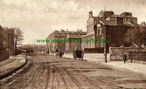 Adelaide Road - Dublin City (circa 1910)