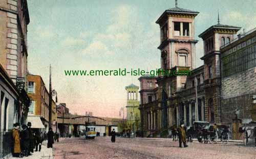 Amiens St - Dublin City (Raiway Station)