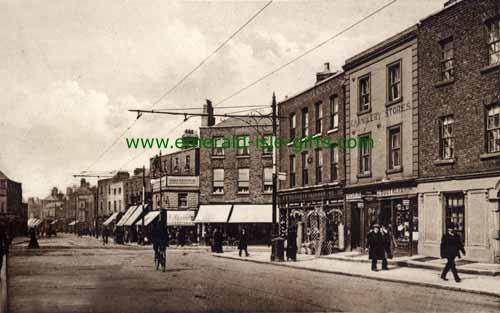 Charlotte St - Dublin City