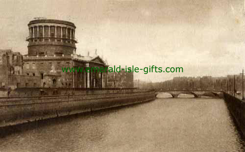 Four Courts - Dublin City