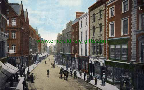 Grafton St North - Dublin City