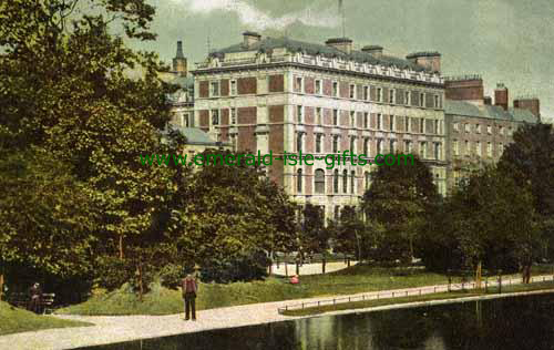 Shelbourne Hotel - Dublin City