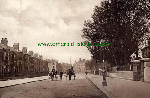 Drumcondra - Dublin - Clonliffe Rd
