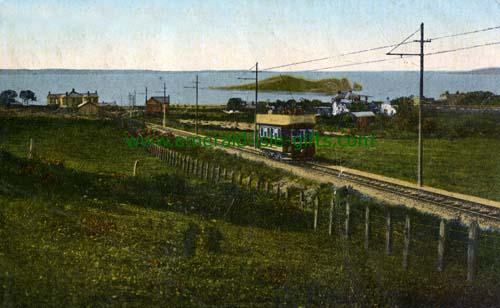 Howth - Dublin - Tram