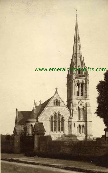 Dublin North Raheny Dublin Old Saints Church