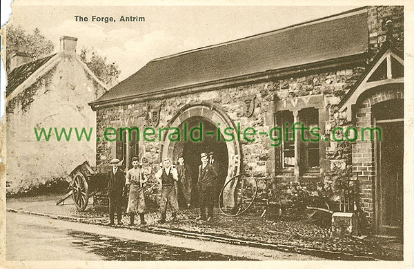 Antrim - Antrim Town - The Forge