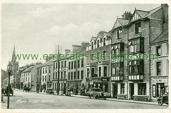 Antrim - Antrim Town - Main St