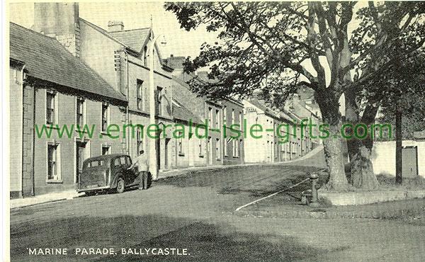 Antrim - Ballycastle - Marine Parade