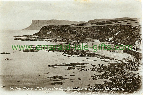 Antrim - Ballycastle Bay - Fair Head