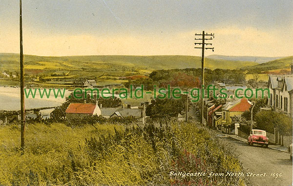 Antrim - Ballycastle - North St