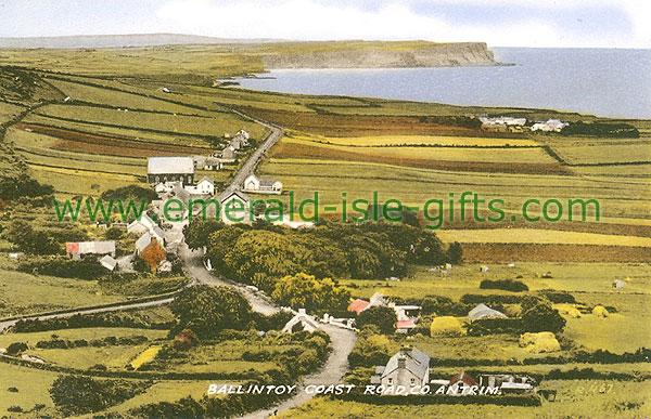 Antrim - Ballintoy - Coast Road