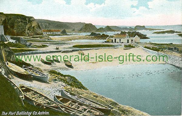 Antrim - Ballintoy - The Port