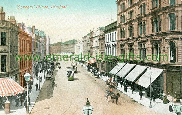 Antrim - Belfast - Donegall Place