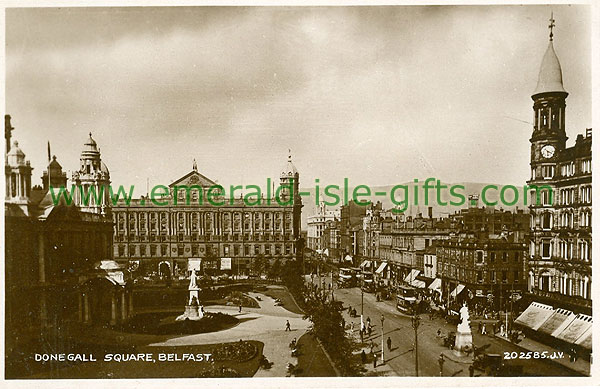 Antrim - Belfast - Donegall Square
