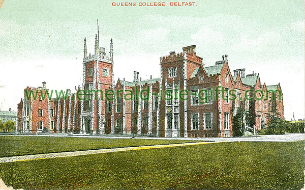 Antrim - Belfast - Queens College