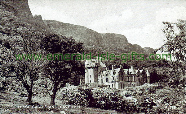 Belfast - Castle and Cave Hill