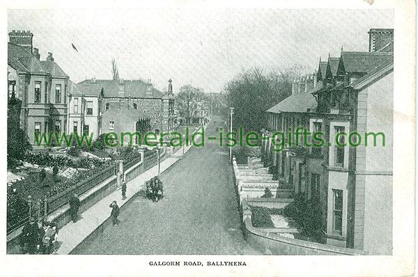 Antrim - Ballymena - Galgorm Road