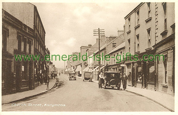Antrim - Ballymena - Church Street
