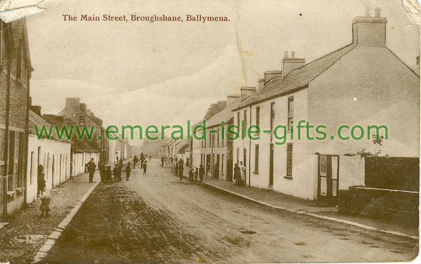 Antrim - Broughshane - Main St