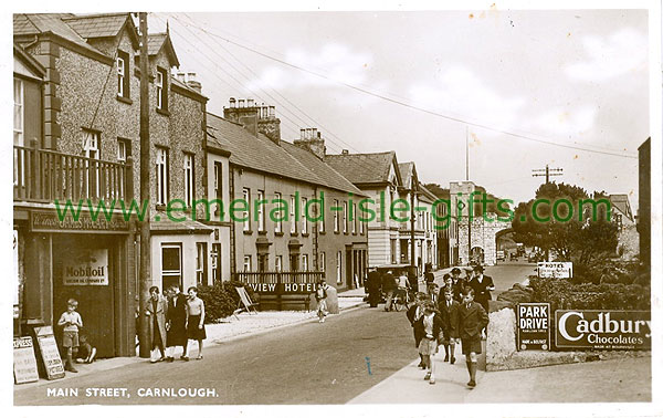 Antrim - Carnlough - Main St