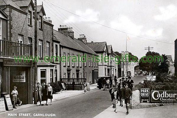 Antrim - Carnlough - Main Street