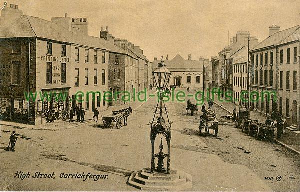 Antrim - Carrickfergus - High St