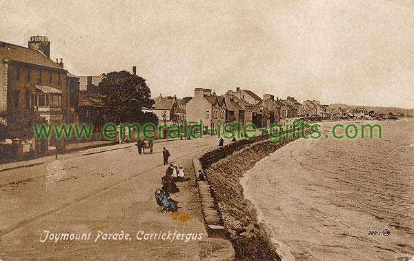 Antrim - Carrickfergus - Joymount Parade