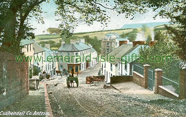 Antrim - Cushendall - Village