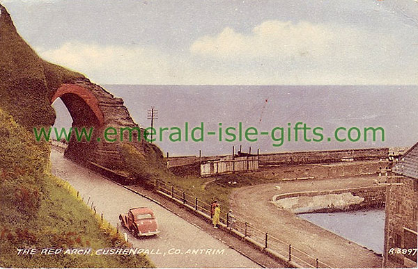 Antrim - Cushendall - The Red Arch