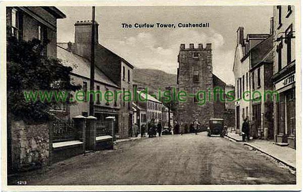 Antrim - Cushendall - The Curfew Tower