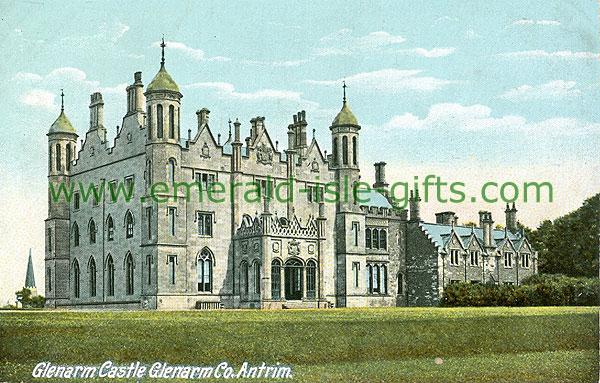 Antrim - Glenarm - Glenarm Castle