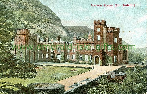 Antrim - Garron - Garron Tower