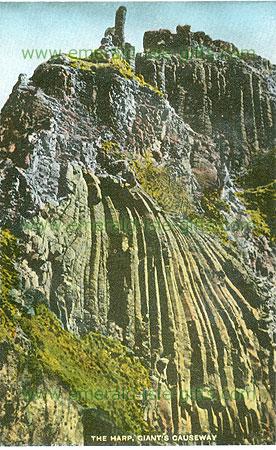 Antrim - Giants Causeway - The Harp
