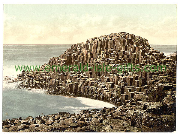 Antrim - Giants Causeway Honeycombs