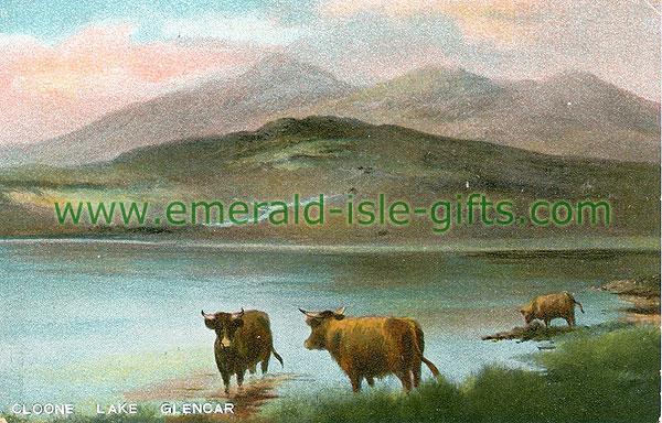 Antrim - Glencar - Cloone Lake