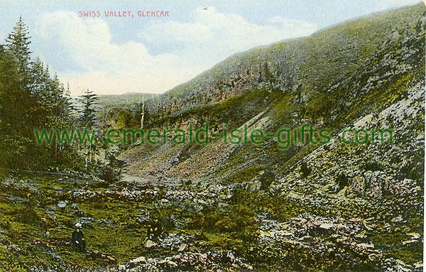 Antrim - Glencar - Swiss Valley