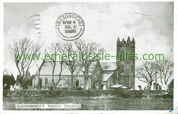 Antrim - Glendermott - Parish Church