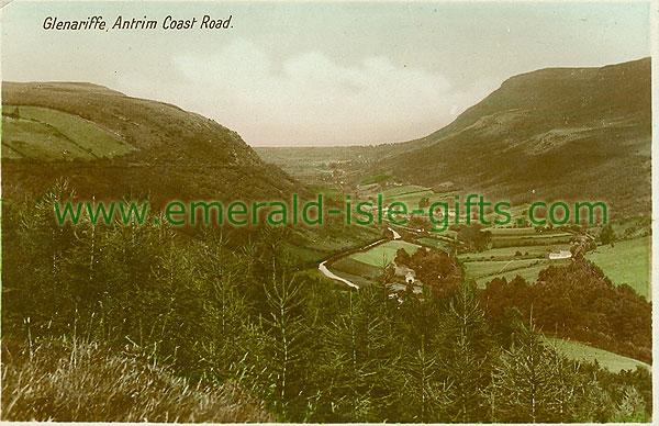 Antrim - Glenariffe - Antrim Coast Road